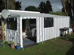 awnings from Camping International