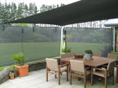 Windbreaks for Outdoor Living
