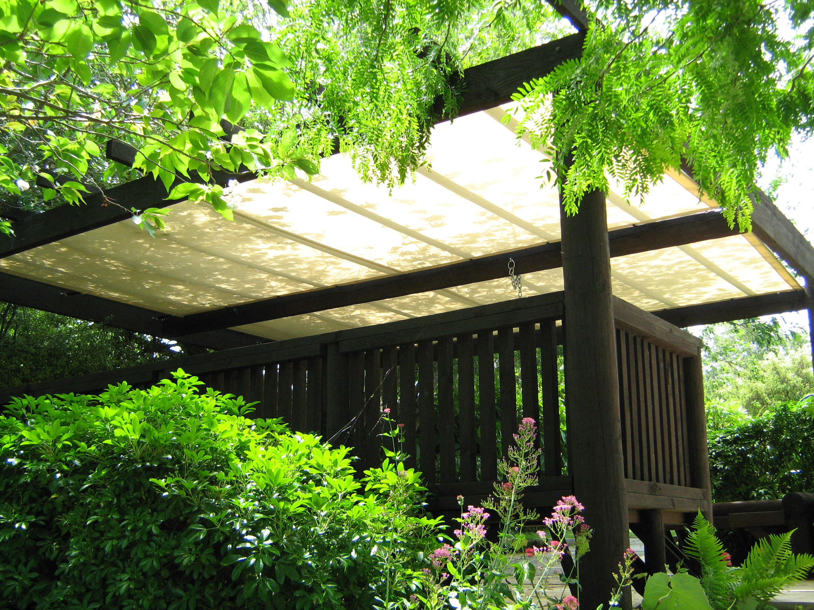 Weatherproof Car Cover ... Patio Trellis Arbor Cover Ideas Imag Pictures to pin on Pinterest